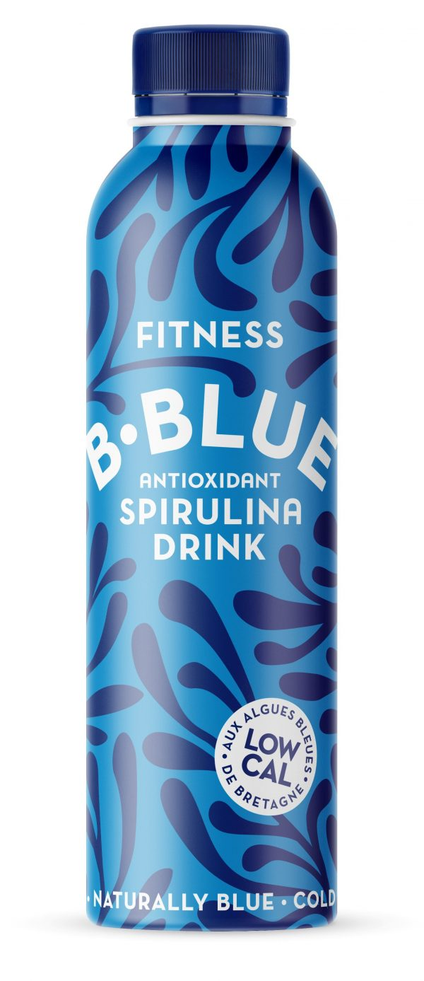 B-BLUE FITNESS 12x330ml